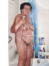 Elite grandmas similar to one another their wrinkled living souls